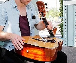 Folding Guitar