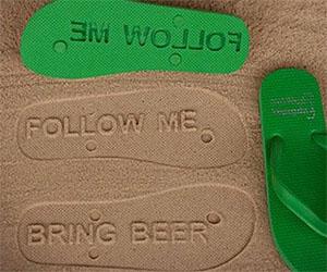 8c6d9a3690980 Personalized Message Sandals