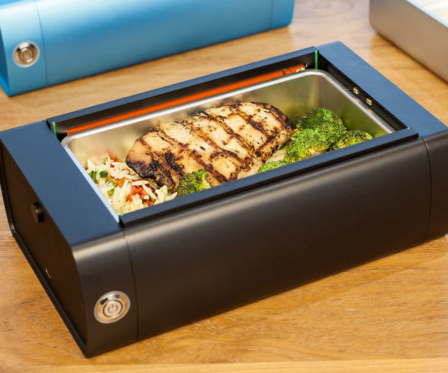 Battery Powered Warming Lunch Box