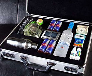 Party Time Briefcase