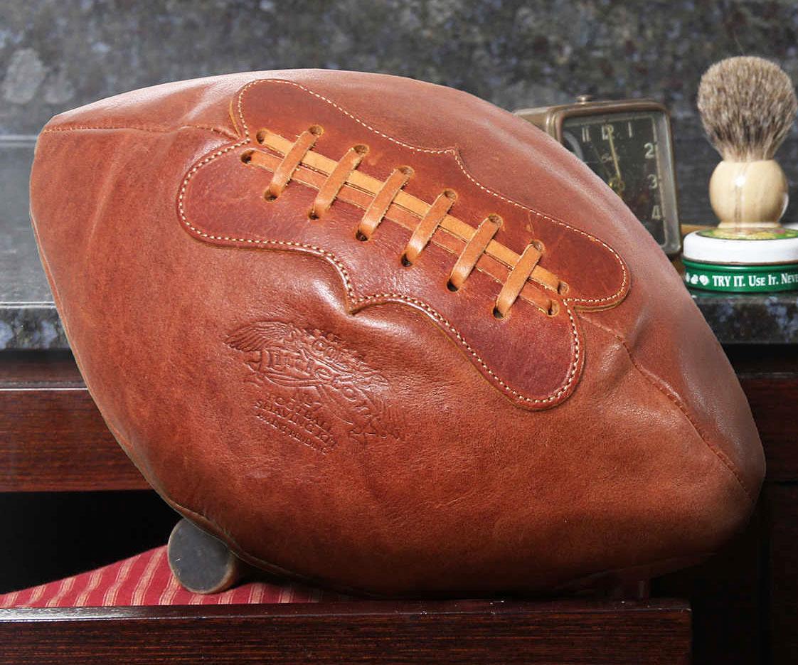 Football Shaving Dopp Kit - coolthings.us
