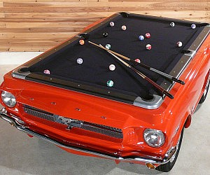 Bon Ford Mustang Pool Table2 300x250