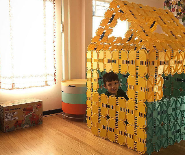 Kid's Fort Building Kit