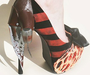 Freddy Krueger High Heels