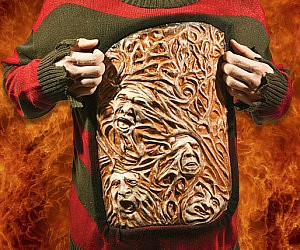 Freddy Krueger Souls Sweater