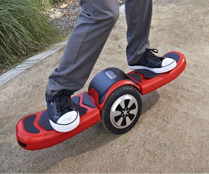 Free-Style Hoverboard