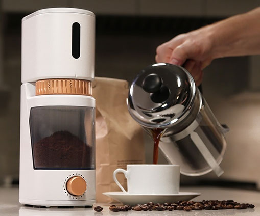the scooptm singleserve coffee maker