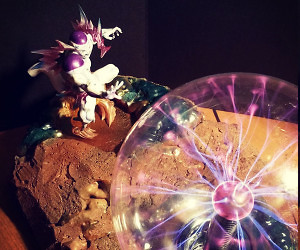 Frieza Death Ball Lamp