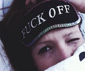 F*ck Off Sleep Mask