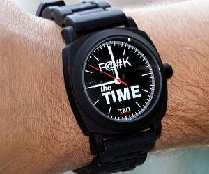 F*ck The Time Watch