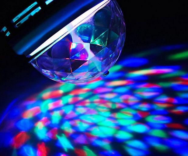 LED Strobe Lamp - Strobe lights for bedroom