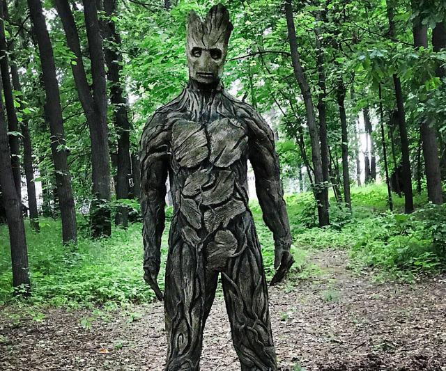 Full body groot costume solutioingenieria Gallery