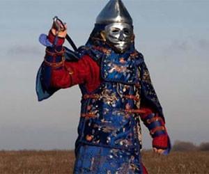 Functional Mongol Armor
