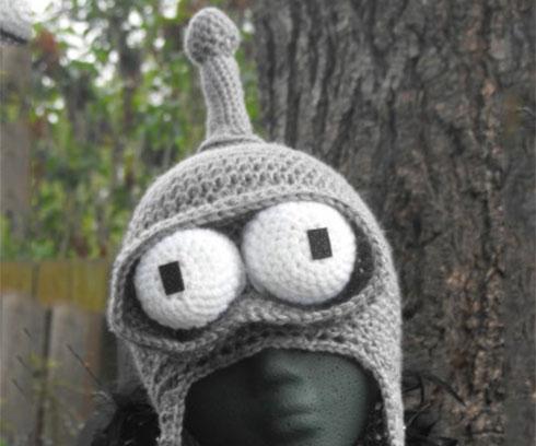 Futurama Bender Hat