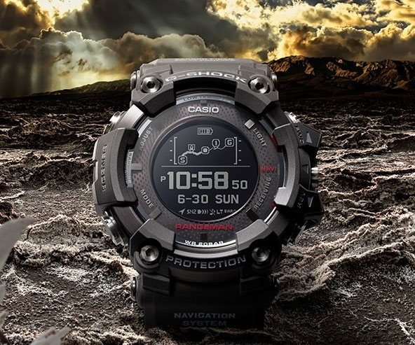 G-Shock Rangeman Rugged Watch - coolthings.us