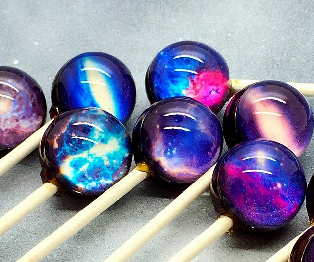 Perfect Galaxy Lollipops