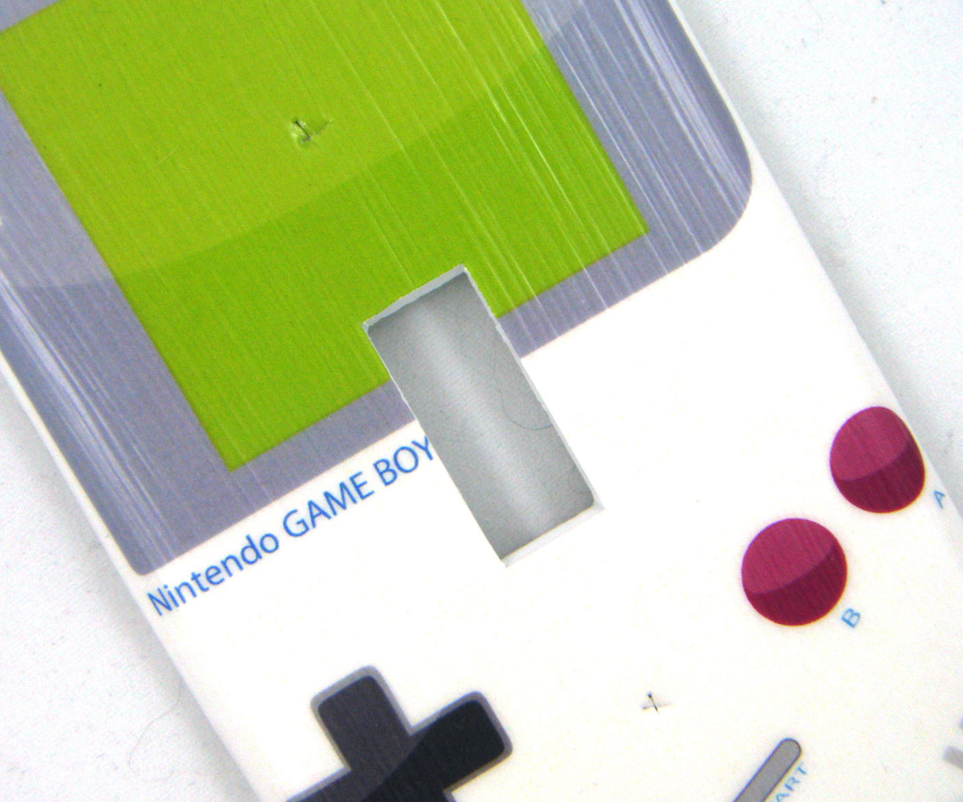 Nintendo Game Boy Light Switch Cover
