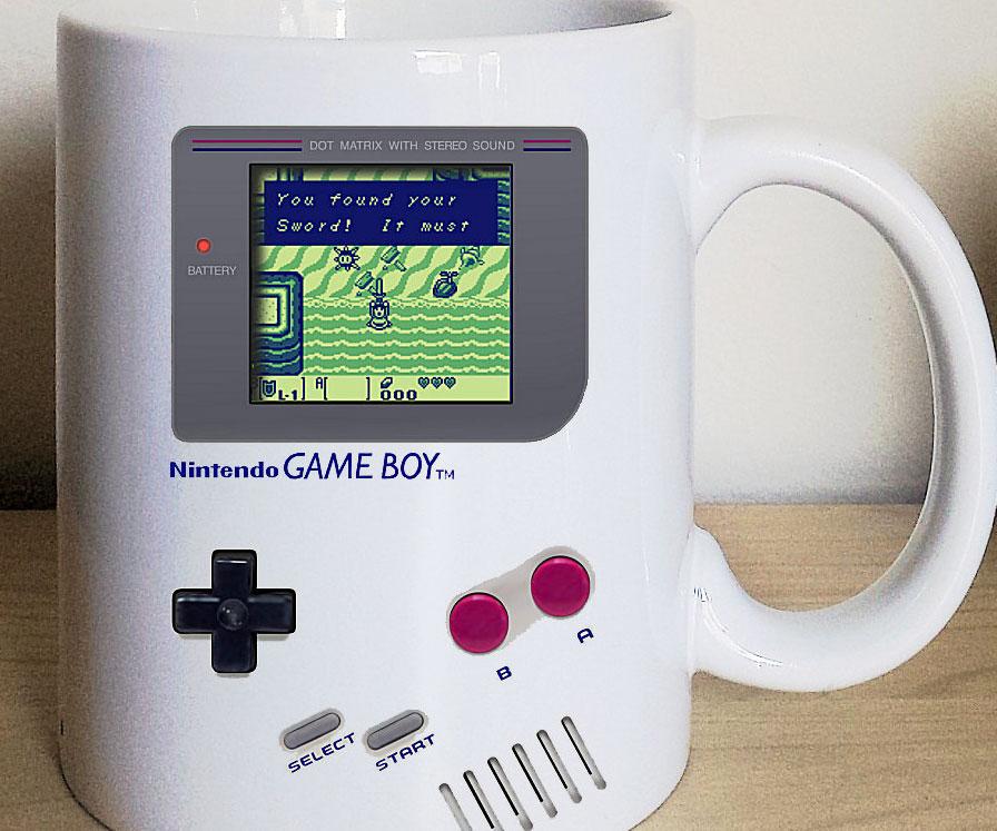 Nintendo Game Boy Mug