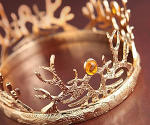 Game Of Thrones Royal Crown