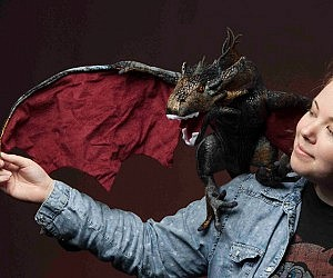 Game Of Thrones Dragon Plu...