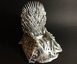 Iron Throne Phone Docking Station
