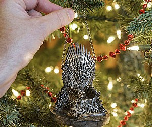 Iron throne ornament for Iron throne bean bag
