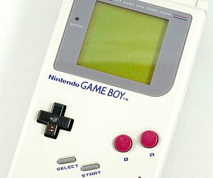 GameBoy External Harddrive