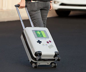 Game Boy Travel Luggage