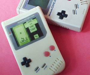 GameBoy Soap Bar