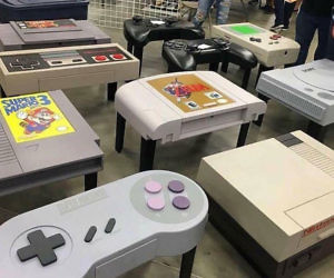 video game coffee table Gaming Coffee Tables video game coffee table