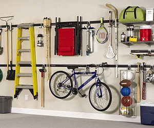 Garage Organization Kit