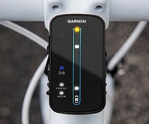 Bicycling Rear View Radar