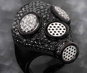Fake Wedding Bands For Ring Bearer 85 Inspirational Gas Mask Diamond Ring
