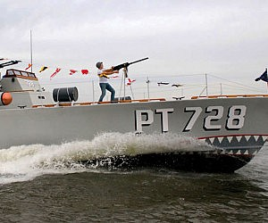 World War II PT Boat