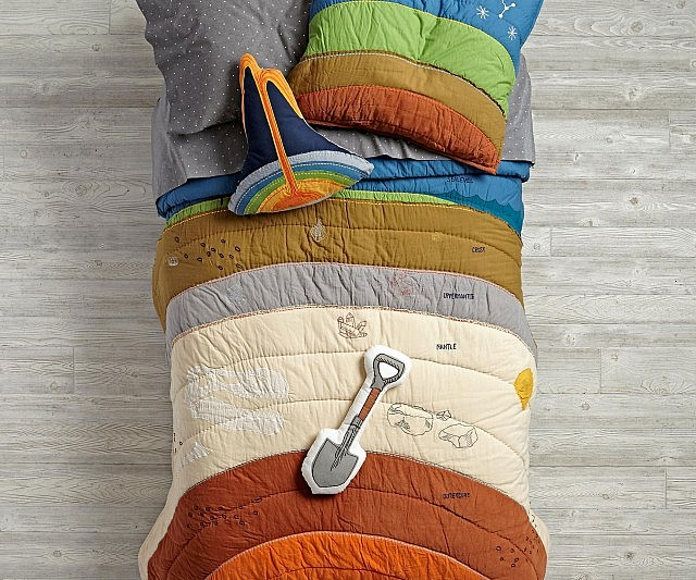 Good Geological Earth Layers Bedding