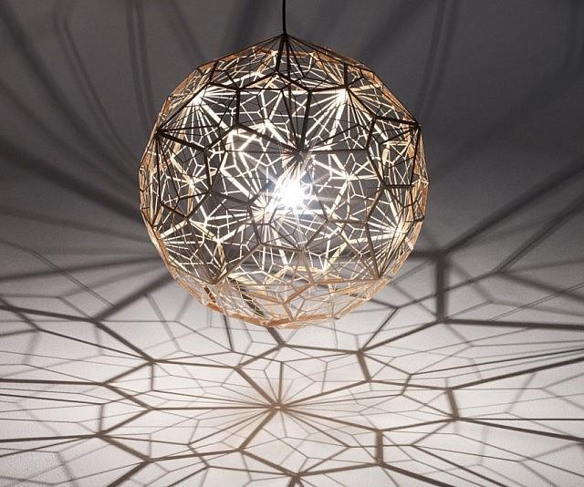 Geometric Design Lamp