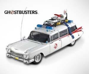Ghostbusters Model Car