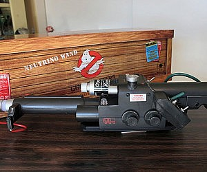 Ghostbusters Neutrino Wand
