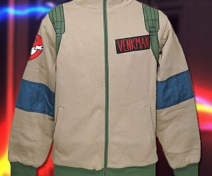 Ghostbusters Venkmen Jacket