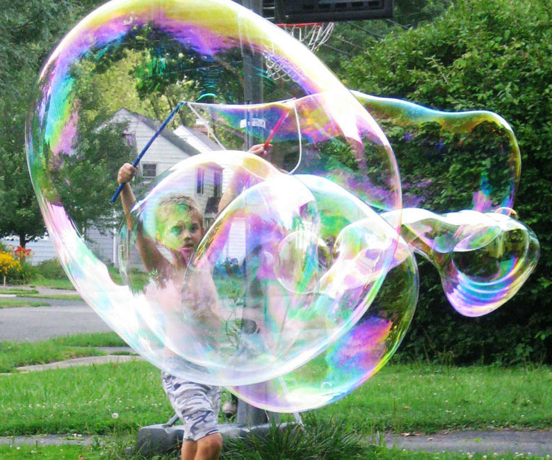 Giant Bubble Wands
