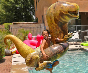 Giant Dinosaur Inflatable ...