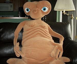 Giant E.T. Doll