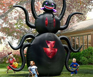 Giant Inflatable Animated Spider