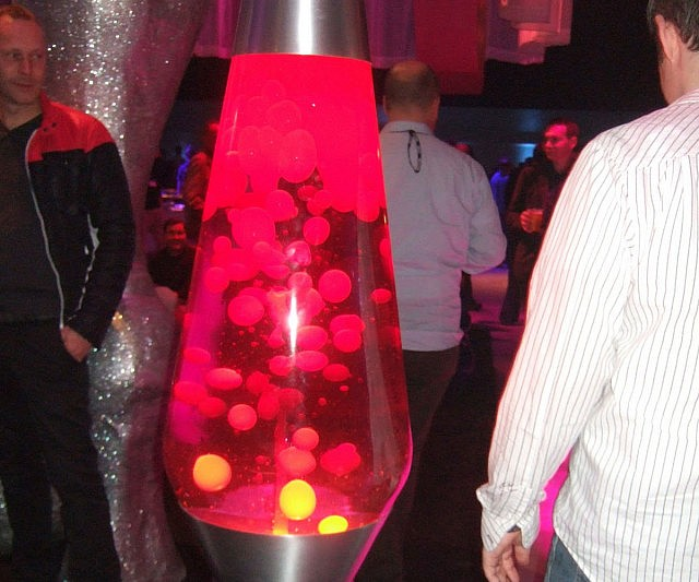 Good Giant Lava Lamp Tower