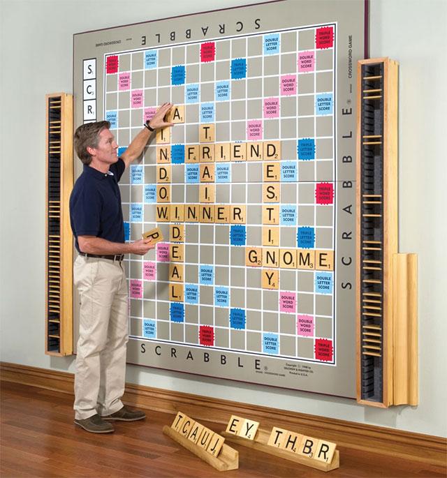 Worldu0027s Largest Scrabble Board