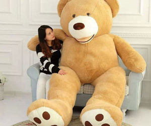 11 Foot Teddy Bear