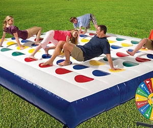 Giant Inflatable Twister