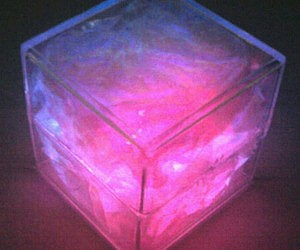 Light Up Cube