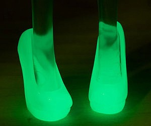 Glow In The Dark Heels