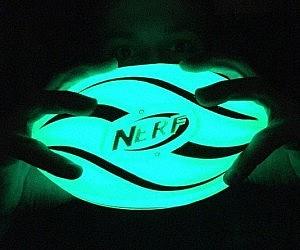 Glow In The Dark NERF Foot...